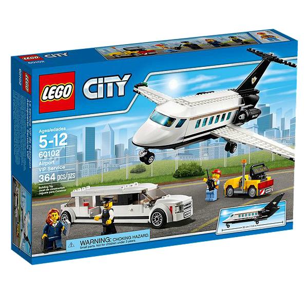 LEGO® CITY 60102 Flughafen VIP-Service