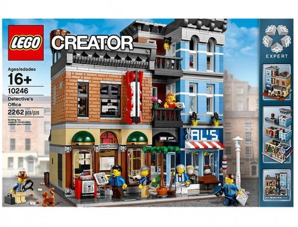 LEGO® 10246 Detektivbüro