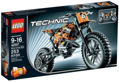 LEGO® Technic 42007 Motocross Bike