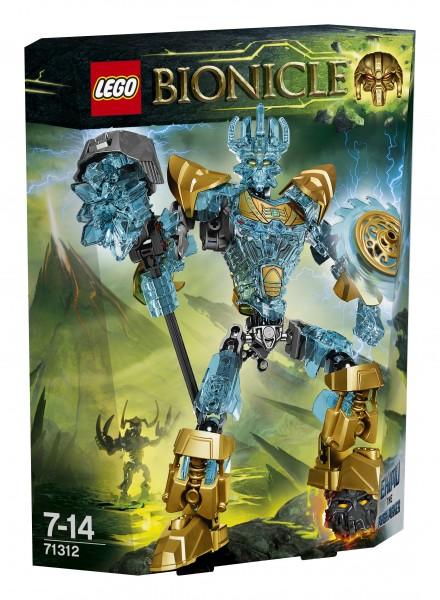 LEGO® BIONICLE® 71312 Ekimu der Maskenmacher