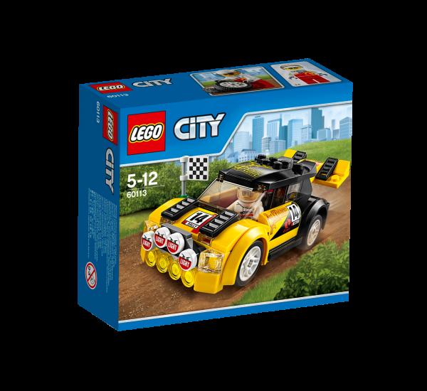 LEGO® CITY 60113 Rallyeauto