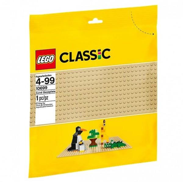 LEGO® Classic 10699 Sandfarbene Grundplatte