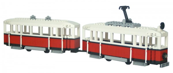 derKlassiker 1408 alte Straßenbahn / Old Tramway