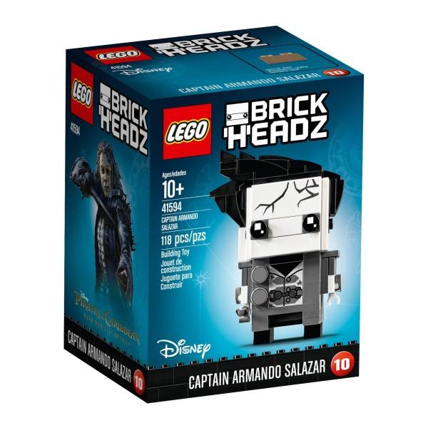 LEGO® BrickHeadz 41594 Captain Armando Salazar