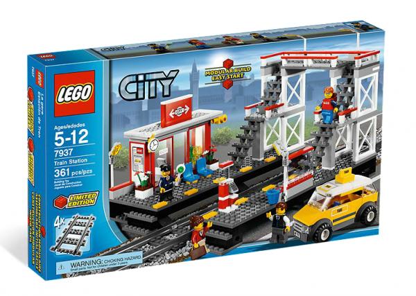 LEGO® CITY 7937 Bahnhof