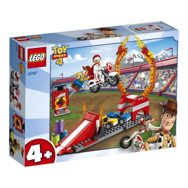 LEGO® Toy Story™ 10767 Duke Cabooms Stunt Show