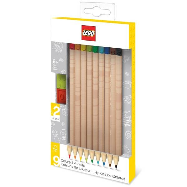 LEGO® 51515 Buntstifte 9er Pack