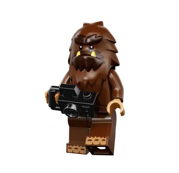 LEGO® Monster Minifigures Serie 14 - Quadratfuss 71010-15