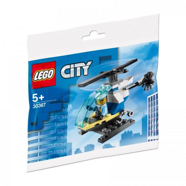 LEGO® CITY 30367 Polizeihubschrauber