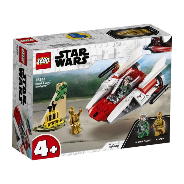 LEGO® Starwars 75247 Rebel A-Wing Starfighter™