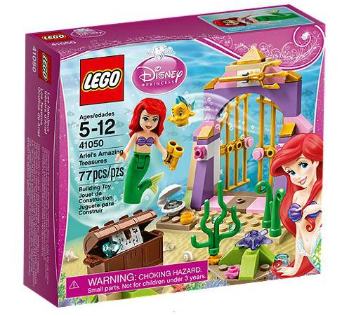 LEGO® Disney Princess 41050 Arielles geheime Schatzkammer