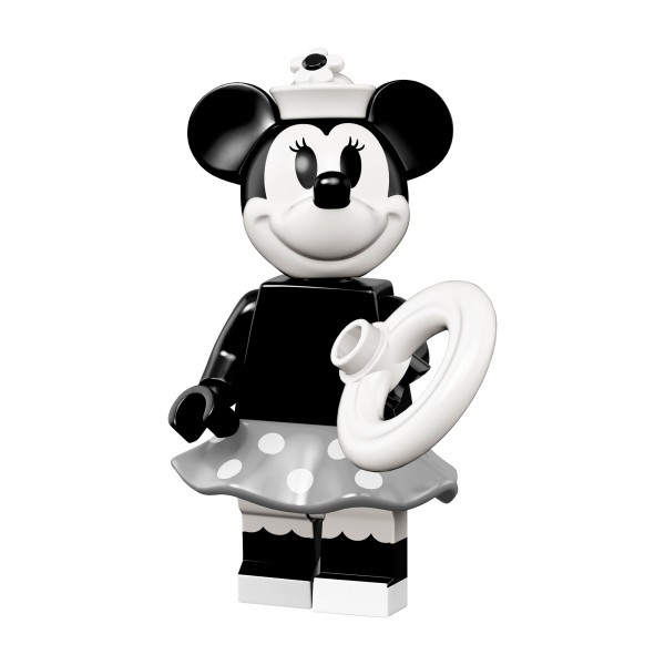 LEGO® Disney Minifigur 71024-02: Vintage-Minnie