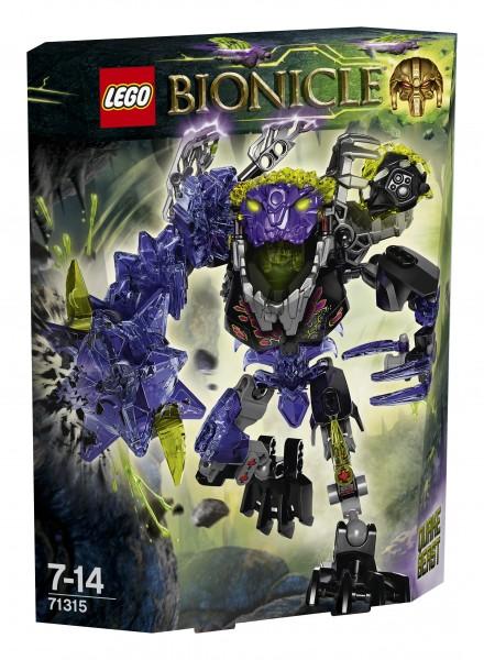 LEGO® BIONICLE® 71315 Beben-Ungeheuer