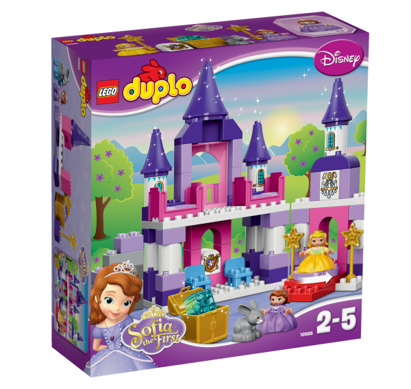 LEGO® DUPLO® 10595 Sofia the First - Königsschloss