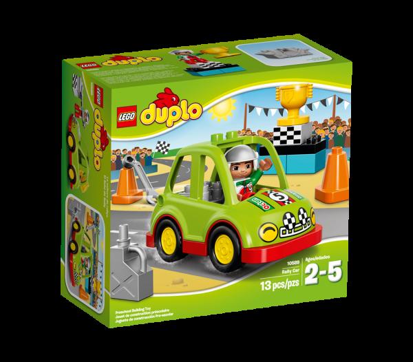 LEGO® DUPLO® 10589 Rennwagen