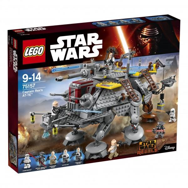 LEGO® Starwars 75157 Captain Rex's AT-TE
