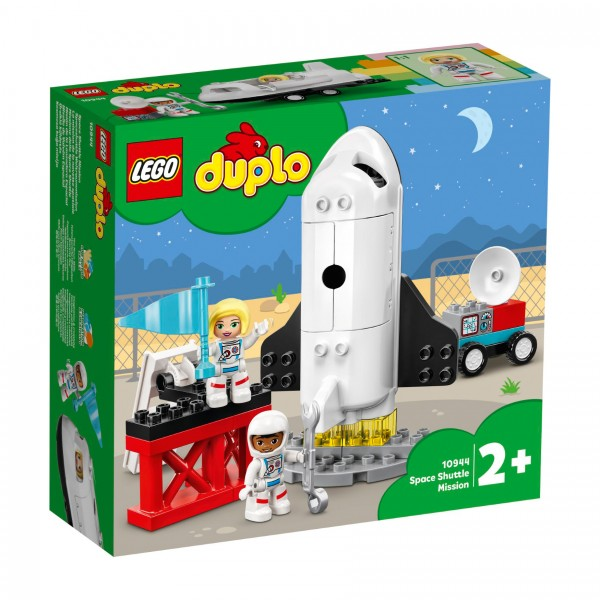 LEGO® DUPLO® 10944 Spaceshuttle Weltraummission