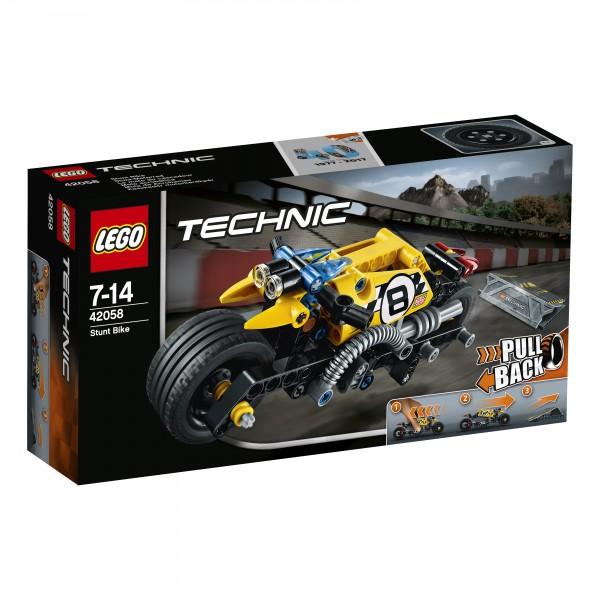 LEGO® Technic 42058 Stunt-Motorrad