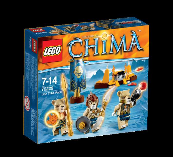 LEGO® Chima 70229 Löwenstamm-Set