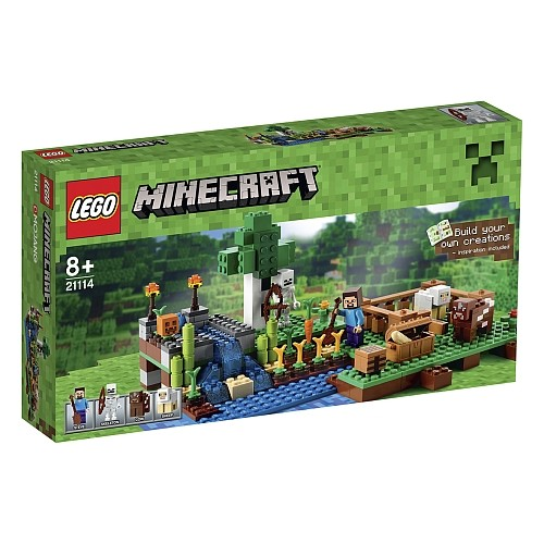 LEGO® Minecraft 21114 Die Farm