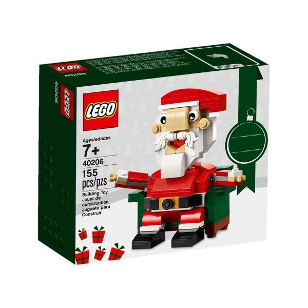 LEGO® 40206 Weihnachtsmann