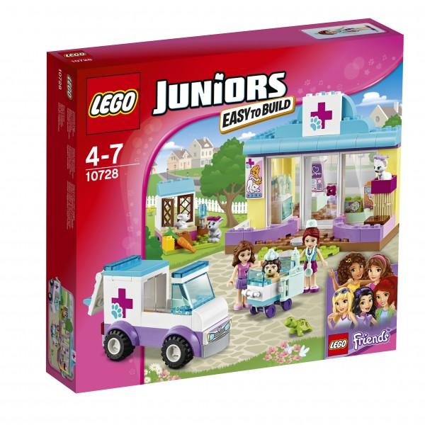 LEGO® Juniors 10728 Mias Tierklinik