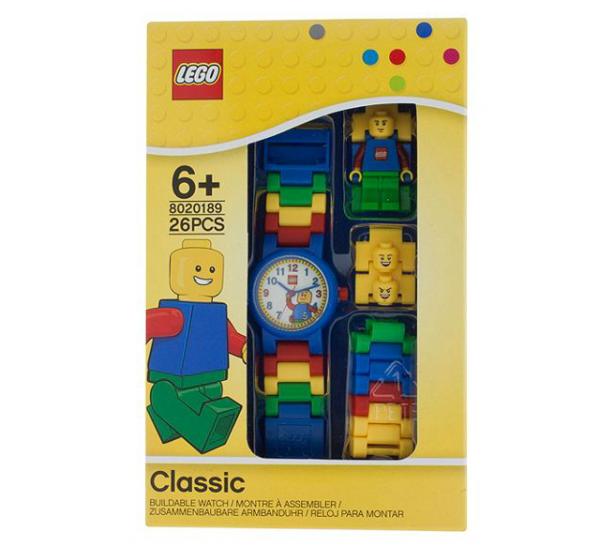 LEGO® Classic 5005015 Minifigur-Armbanduhr