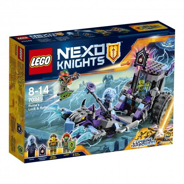 LEGO® Nexo Knights 70349 Ruinas Käfig-Roller