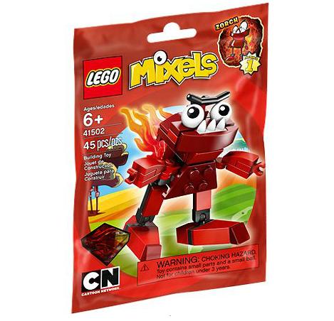 LEGO® Mixels 41502 ZORCH