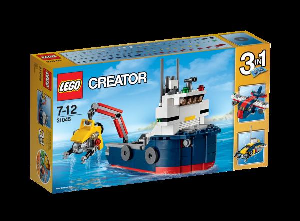 LEGO® Creator 31045 Erforscher der Meere