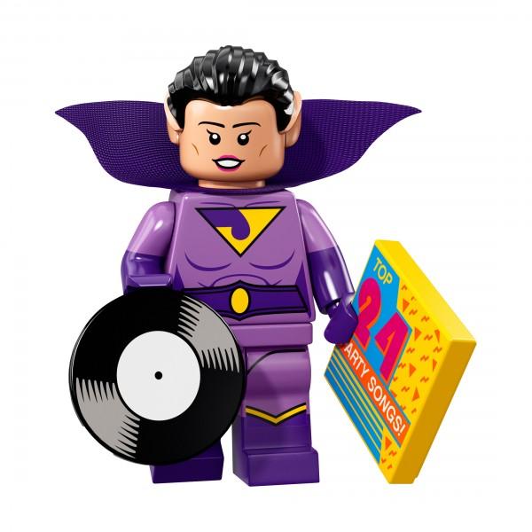 The LEGO® Batman Movie Minifigur Serie 2 - Wonder Twin Jayna 71020-13