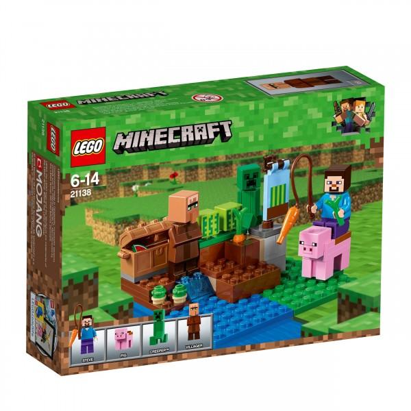 LEGO® Minecraft 21138 Melonenplantage