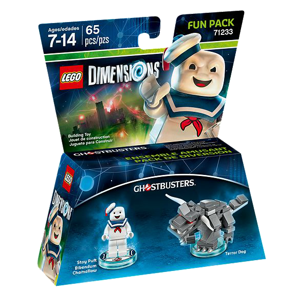 LEGO® Dimensions 71233 Fun Pack Ghostbusters: Marshmallow Stay Puft