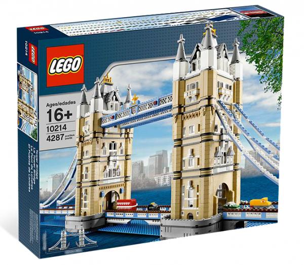 LEGO® 10214 Creator Exclusives - Tower Bridge