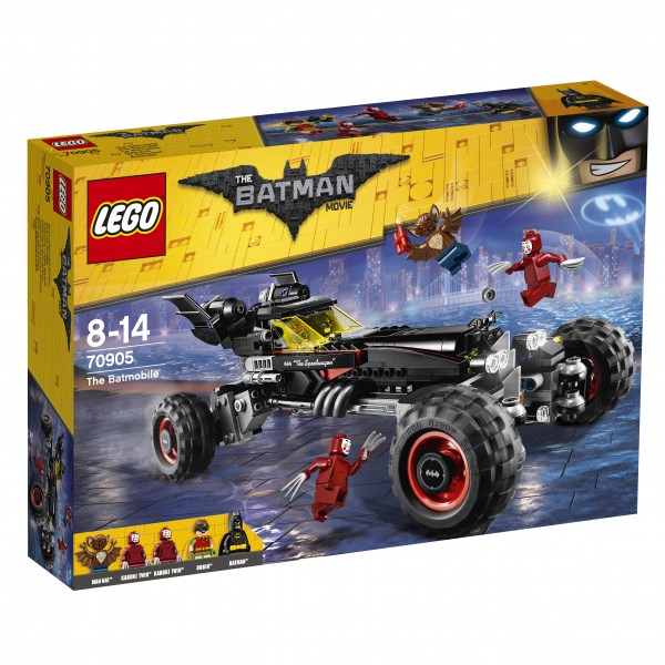 The LEGO® Batman Movie 70905 Das Batmobil