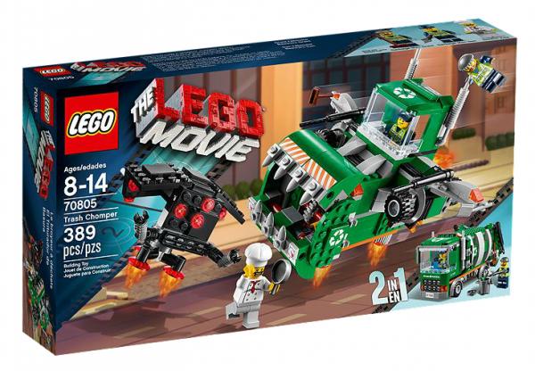 LEGO® Movie 70805 Müllschlucker