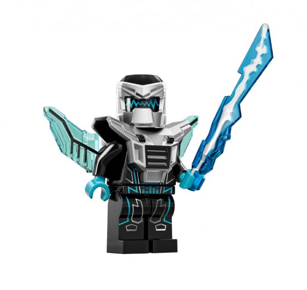 LEGO® Minifiguren Serie 15 - Laser-Mech 71011-11