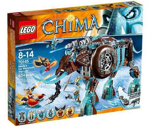 LEGO® Chima 70145 Maulas Eismammuth