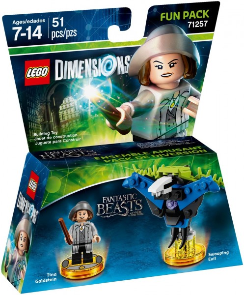 LEGO® Dimensions 71257 Fun Pack Fantastic Beasts: Tina Goldstein