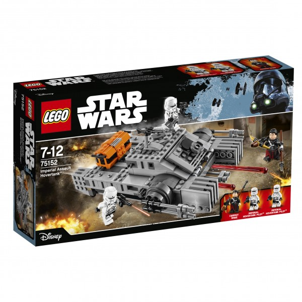 LEGO® Starwars 75152 Imperial Assault Hovertank