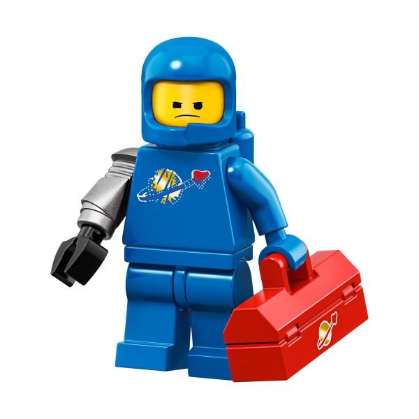 LEGO® Movie 2 Minifigur 71023-03: Apokalypse-Benny