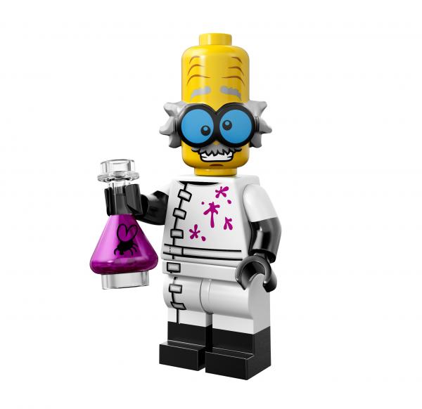 LEGO® Monster Minifigures Serie 14 - Monster-Wissenschafter 71010-03