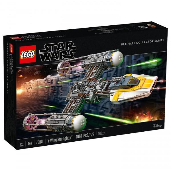 LEGO® Star Wars 75181 Y-Wing Starfighter