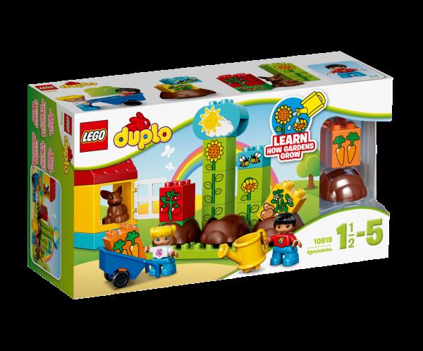 LEGO® DUPLO® 10819 Mein erster Garten