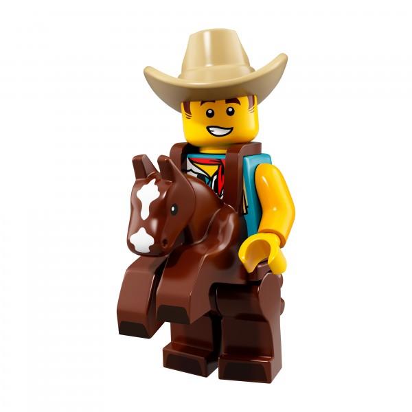 LEGO® 71021 Minifiguren Serie 18: Mann im Cowboykostüm 71021-15