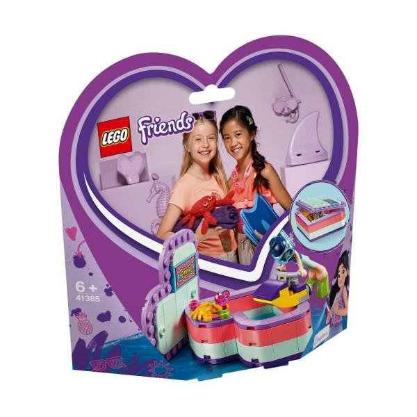 LEGO® Friends 41385 Emmas sommerliche Herzbox