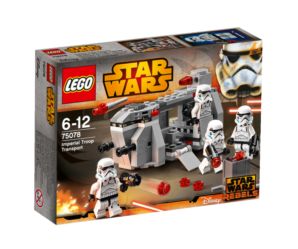 LEGO® Star Wars 75078 Imperial Troop Transport