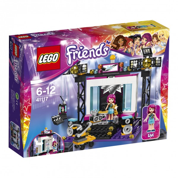 LEGO® Friends 41117 Popstar TV-Studio