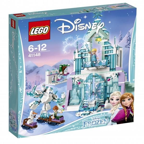 LEGO® Disney Princess 41148 Elsas magischer Eispalast