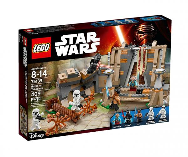 LEGO® Starwars 75139 Battle on Takodana